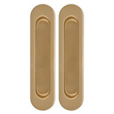 Ручка для раздвижных дверей SH010-SG-1 Матовое золото