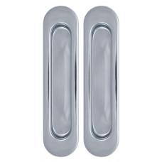 Ручка для раздвижных дверей SH010-СP-8 хром