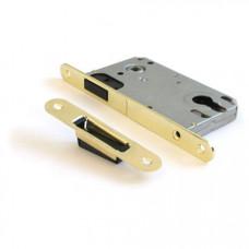 Защелка магнитная под цилиндровый механизм APECS 5300-M-G золото